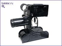 Устройство фильмоскопа