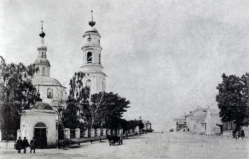 Калуга, Благовещенский храм