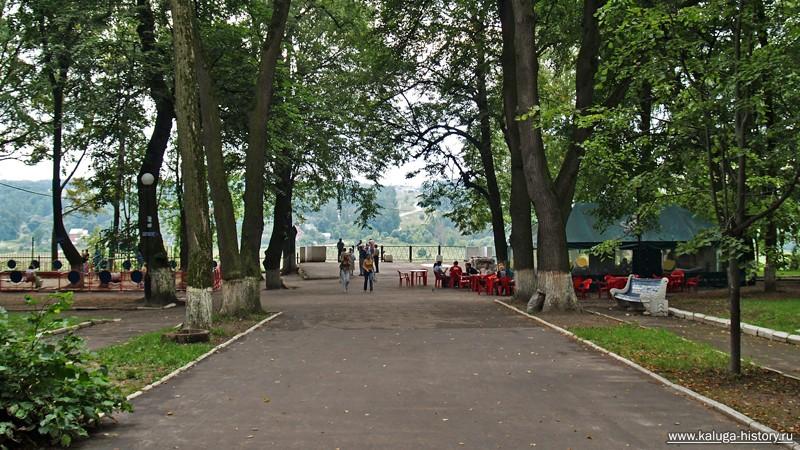 калужский парк, 2006 год