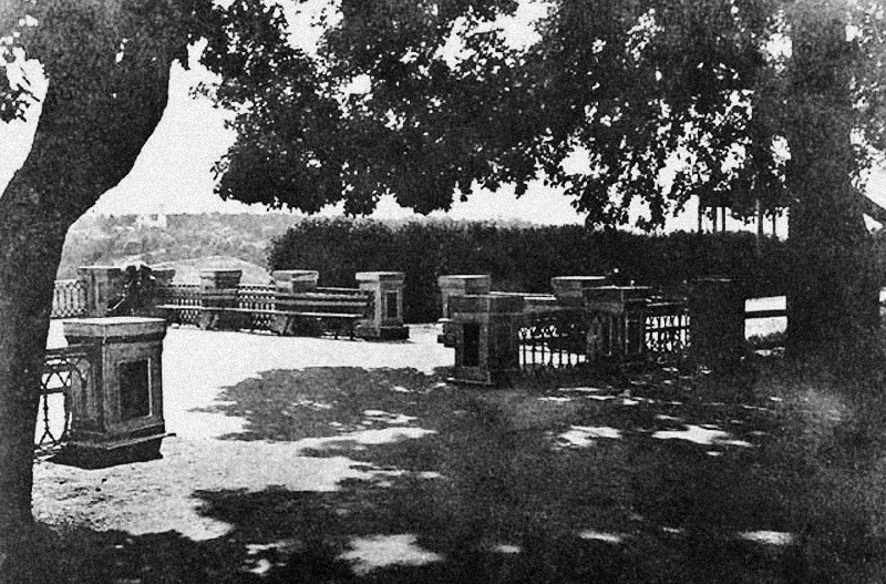 смотровая площадка, калужский парк