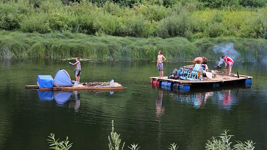 угра федотково рыбалка